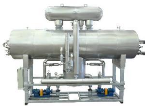 El Enfriador tubular de agua Mebrafe para chiller es ofrecido por Mitor Ingenieros