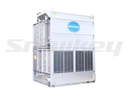 Descubre nuestros condensadores evaporativos Snowkey en Mitor