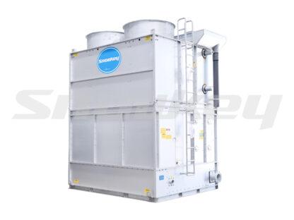 Condensadores Snowkey del tipo evaporativo