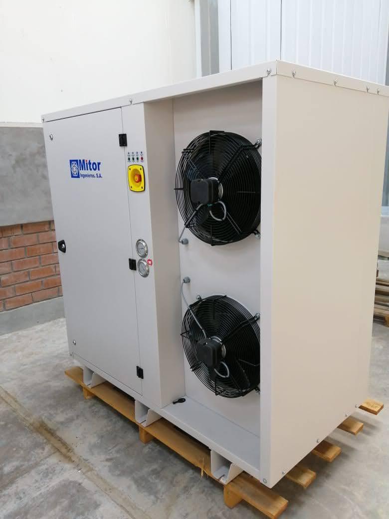Las mejores Unidades Condensadoras disponibles en Mitor Ingenieros.