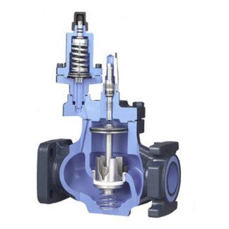 La Válvula Reguladora de Presión Hansen es ofrecida por Mitor Ingenieros.