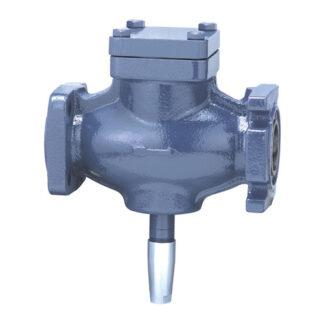 La válvula de retención Hansen es ofrecida por Mitor Ingenieros.