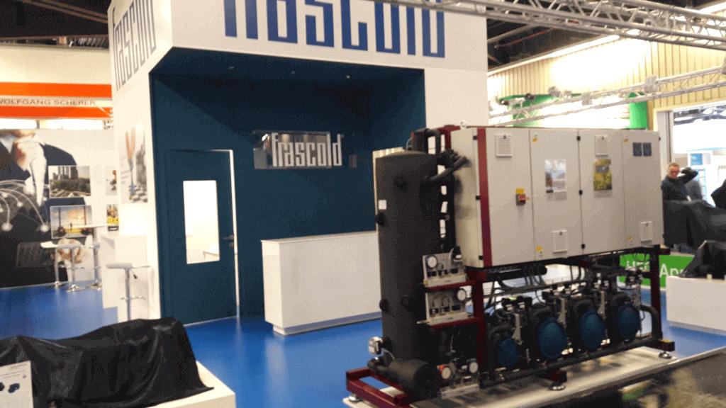 Compresores de pistón y tornillo y unidades de condensación en Mitor Ingenieros