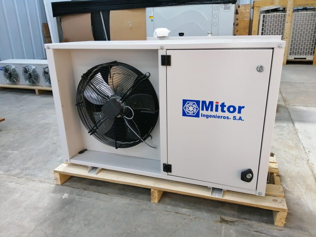 Unidad Condensadora en Mitor Ingenieros